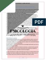 Resumen Psicologia y Educación. Cap. 1