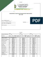 RECONCILLATION FORMS HOSPITAL Quater Apr-Jun1