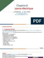 puissance electrique-converti