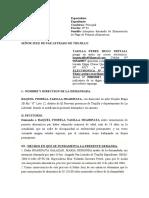 ESCRITO EXONERACION DE ALIMENTOS TASILLA TRUJILLO  11111
