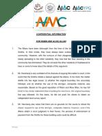 Robin Allan and Alice Allan_Confidential Information
