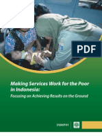 Feb11 - Making Services Work for the Poor