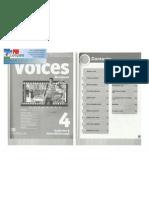 Voices 4 Workbook