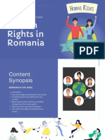 Human Rights in Romania - FINAL