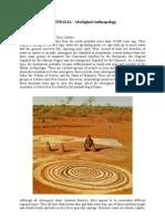 Australia - Aboriginal Anthropology