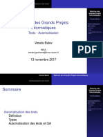 2_Tests - Automatisation