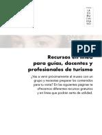 Recursos en liìnea para guiìa externo PDF