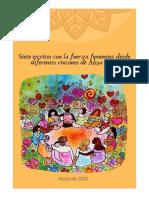 Escritos Con La Fuerza Femenina Desde Diferentes Rincones de Abya Yala