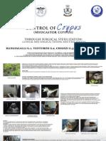 Control of Coypus - sterilizzazione nutrie Buccinasco