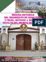 Reseña Histórica RI-2 Bolivia