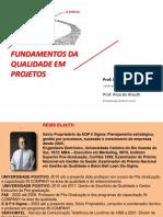 AAS 6001 Fundamentos da Qualidade em Projetos  04 10 2018