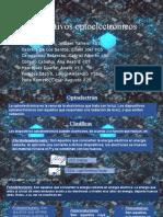 Dispositivos optoelectrónicos - Presentación