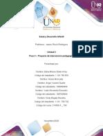 Salud y desarrollo Grupal