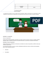talleres de español mes junio todos los grsdos