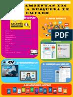 Herramientas TIC para la búsqueda de empleo