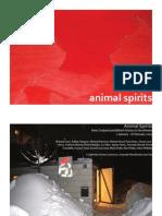 Animal Spirits - NZ & UK Artists in Stockholm