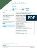 Formation Scheinder  électrique-Dimensionnement d'une instalation électrique