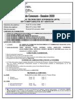 AVIS DE CONCOURS PROFESSIONNELS - SESSION 2020.pdf