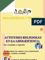 ADOLESCENCIA Y RELIGIÓN