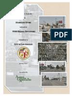 Starbucks-9900-Balboa-Traffic-Study-Letter-Report