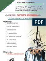 Exposé Les Grands Choix Stratégiques - ISTA TAOUNATE