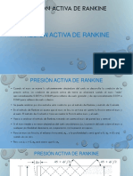 PRESIÓN ACTIVA DE RANKINE (1)