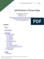 Teach Yourself Scheme in Fixnum Days -  Dorai Sitaram