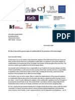 NGO Letter to Chancellor Merkel - Rule of Law Conditionality - 3 Dec 2020
