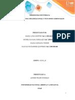 FASE 3 - CULTURA ORGANIZACIONAL Y FUNCIONES GERENCIALES colaborativo