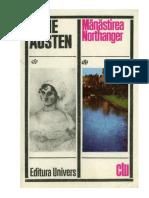Manastirea Northanger de Jane Austen.doc