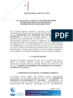 Sancion Al Cuerpo de Bomberos de Soledad