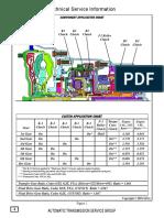 COMPONENT APPLICATION CHART 09G
