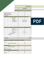 Anexo 1. Presupuesto inicial (2)
