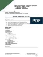 kyste hydatique du foie 4emme année FACUTLE