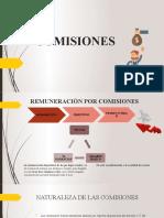 COMISIONES (1)
