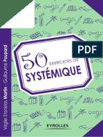 50 Exercices de Systémique - Eyrolles