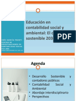 Educación en contabilidad social y ambiental El contador sostenible 2030Archivo.pptx