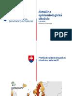 Aktuálna epidemiologická situácia na Slovensku (4. 12. 2020)