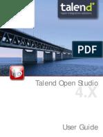 Talend Open Studio v4.1.x - User Guide (2011)