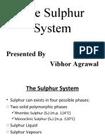 The Sulphur System