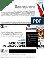 Basic Course Forex Market Trading Strategies