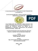 ACTIVIDADES DE TALLER III - GILBERTO TAVARA LIZANA