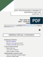 11. Memória Virtual