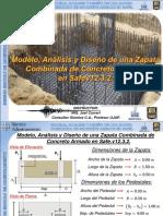 DOCIM_Tema 7_P4_Zapata Combinada Sometida a Carga Axial