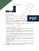 CV de Borja Cabezón
