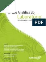 Fase analítica do laboratório