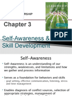 Chapter 3 Self Awareness