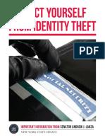 NYS Senator Lanza ID Theft Brochure