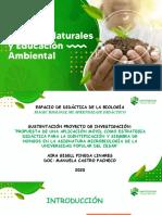 PINEDA AIRA-SUSTENTACIÓ PROYECTO I-DIDÁCTICA BIOLOGÍA