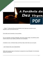 7 A parábola das dez virgens - Paz e Vida.pdf